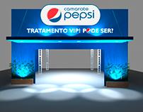 Camarote Pepsi no Festival de Verão 2011