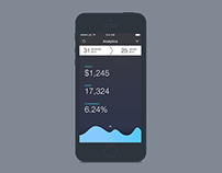 Represent iOS Seller Dashboard