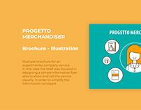 Visual Merchandiser - Illustrated brochure
