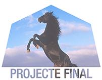 "Escenografia ""Projecte Final"""