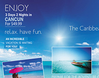 Newport Beachside Hotels Brochure