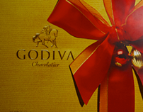 Godiva direct mail piece