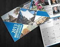 GDUSA AMERICAN INHOUSE AWARD | City Calendar 2013