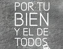 POR TU BIEN Y EL DE TODOS
