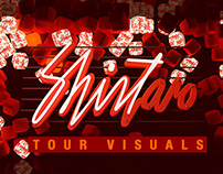 DJ Shintaro - Tour Visuals