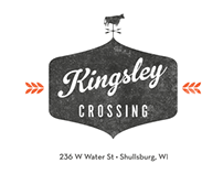 Kingsley Crossing Branding