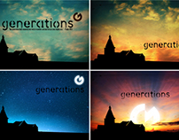 GENERATIONS BROCHURE SERIES