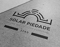 SOLAR PIEDADE - Identidade Gráfica