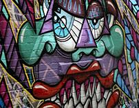 Melbourne Walls