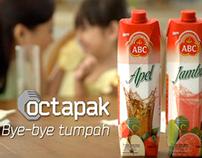"""ABC Juice """"Bye Bye Spill"""" 15' TVC"""