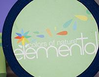 Elemental Paint Line Logo
