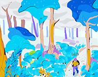 Pastel Adventure