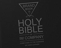 Holy Bible Moleskine
