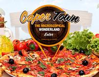 Caper Town | Pizza Capers