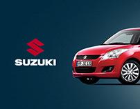 Suzuki Swift Online Campaign