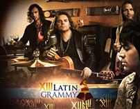 Latin Grammy 2012 Style Frames