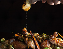 Gaston Brasserie. MEALS & BEVERAGES