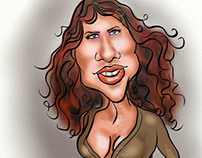 Personal Caricature from Photos