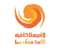 La Vista Cafe Identity