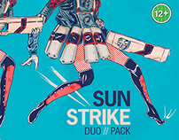 Sun Strike Toy