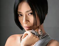Ngo Thanh Van is Aeon Flux