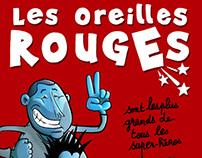 Les Oreilles Rouges (comics & music)