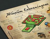 Cakraningrat Museum infographics
