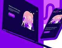 Digital agency | Brand | Logo design