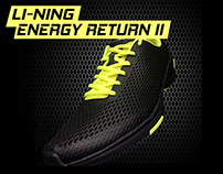 Li-Ning Energy Return 2