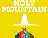 The Holy Mountain Poster Design