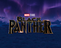 Black Panther - DESIGN UI