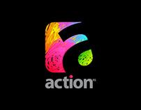 Identidade Visual Action