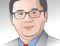 vector vexel - Pak Widodo