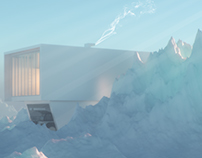 Arctic paradise | animation film 's style
