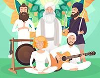 Teranam Kundalini Yoga Festival