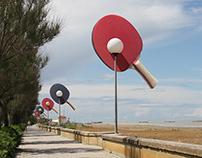 Ping-Pong Association - Outdoor