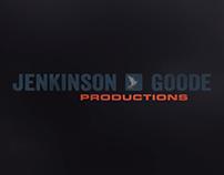 Jenkinson Goode Productions logo animation
