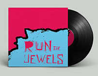 Vinyl Album Refresh: Run The Jewels