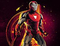 Ironman illustration