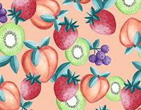Cute Fruits - Cativa S20