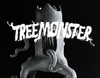 TREE MONSTER Sculpture