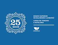 Divulgação - 25 Anos Curso de Turismo e Hotelaria