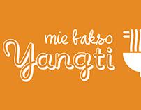 Mie Bakso Yangti Logo