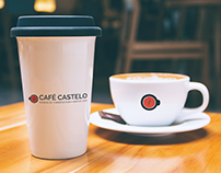 LOGO - café castelo
