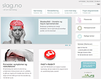 SLAG.NO - portal about brain stroke