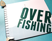 Overfishing infographic booklet
