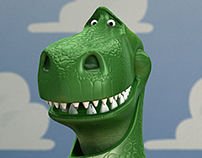 Toy Story's Rex