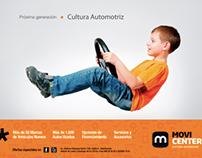 Campaña Cultura Automotriz Movicenter