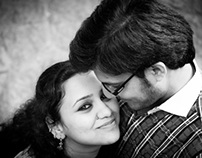 Prathibha & Sandeep: Pre-wedding shoot