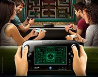 Wii U : European Launch Print Campaign